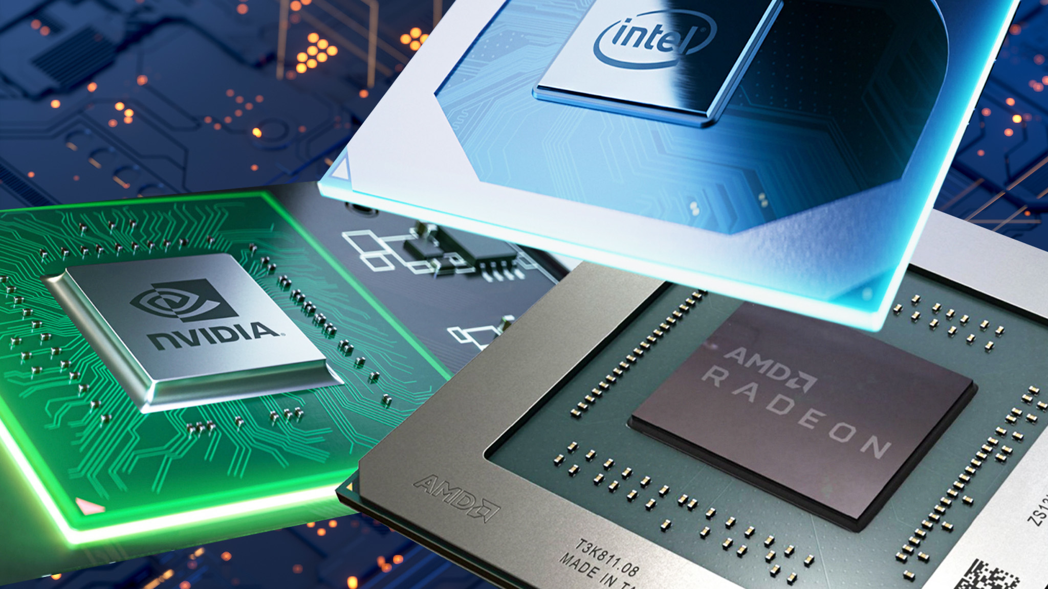 Graphics Card Trends What Nvidia, Amd And Intel Will Send Into The Race In 20212022